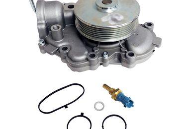 Water Pump (68211202AB / JM-04585 / Crown Automotive)