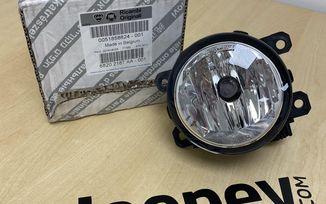 Fog Lamp (Front), BU, KL (51858824/68202187 / JM-05838 / Mopar)