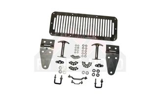 Complete Hood Set (Stainless) (RT34013 / JM-01657 / RT Off-Road)