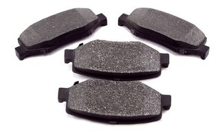 Rear Disc Brake Pad Set (16729.11 / JM-03404 / Omix-ADA)