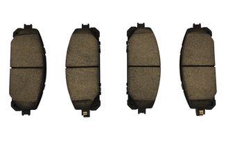 Brake Pad Set (Front) (68212327AC / JM-05502 / Crown Automotive)