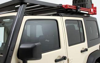 Extreme Slimline II Roof Rack, JK 5 Door (KRJW014T / JM-01737 / Front Runner)