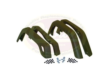 Fender Flare Kit (4 Piece) - Standard (55254918K / JM-01454 / Crown Automotive)
