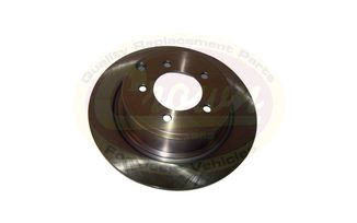 Brake Rotor (Rear) (4743999AA / JM-03221 / Crown Automotive)