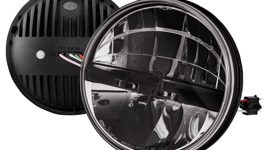"7"" LED Headlights, RHD (DA6280K / JM-04661 / Truck-Lite)"