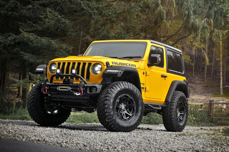 STORM-43, 2018 Jeep Wrangler JL Rubicon 2 Door 2.2L