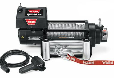WARN Tabor 8K Winch (88390 / JM-02003 / Warn)