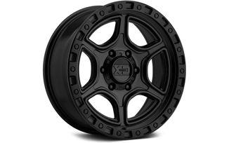 XD Portal, Black, 17x8.5 (ET18) (6x114.3) Navara (XD13978564718 / SC-00146 / XD Series)