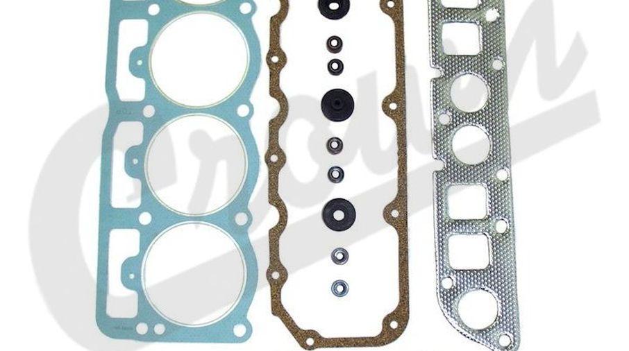 Gasket Set (Upper)  2.5l  83-93 (83504346 / JM-05523 / Crown Automotive)
