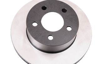 Front Brake Rotor, 90-99 (16702.04 / JM-03619 / Omix-ADA)