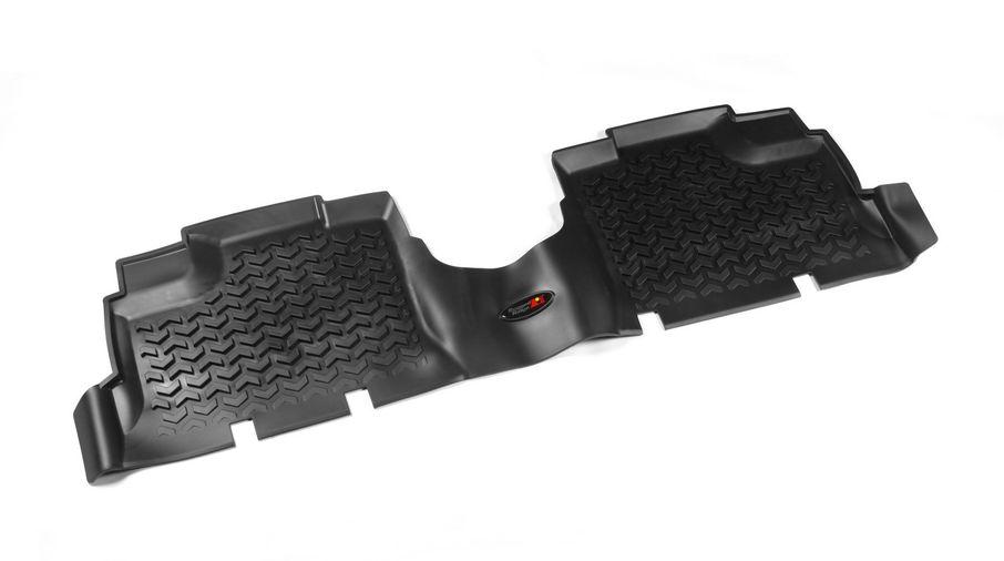 Rear Floor Liners, JK 4 Door (12950.01 / JM-02435 / Rugged Ridge)