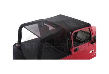 Combo Beach Topper, Black Mesh (CB30011 / JM-00234 / RT Off-Road)