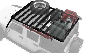 Extreme Slimline II Roof Rack, JK 5 Door (KRJW020T / JM-04568 / Front Runner)