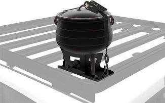 Potjie Pot/Dutch Oven & Carrier (RRAC081 / JM-04897 / Front Runner)