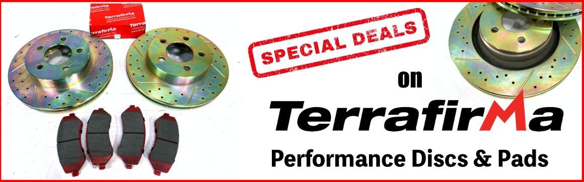Terrafirma Performance Brakes