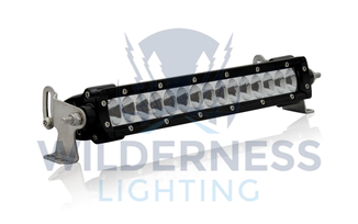 "Solo 10"" LED Light Bar - Driving Edition (WDS0018 / JM-04863 / Wilderness Lighting)"
