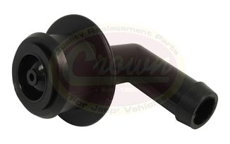 Crankcase Vent Tube Fitting (53030495 / JM-00745 / Crown Automotive)