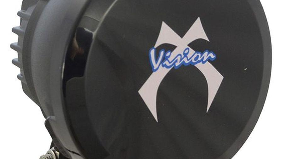 "4.5"" Cannon Driving Light Black Cover (PCV-CP1BL / JM-03930 / Vision X lighting)"