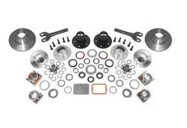 Manual Locking Hub Conversion Kit (12195 / JM-02264 / Alloy USA)