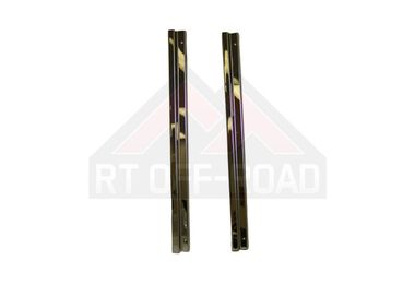 Door Entry Guards, Stainless TJ (488486/RT34053 / JM-00733 / RT Off-Road)