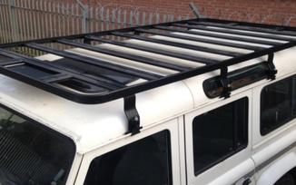 Roof Rack, Full Length, Defender 110 (TF975 / SC-00237 / Terrafirma)