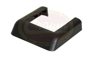 Tailgate Hinge Cover (Lower) (55397089AB / JM-04309 / Crown Automotive)