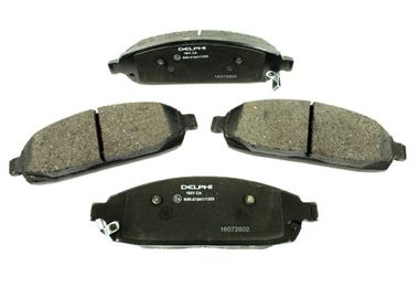 Disc Brake Pad Set (Front) WK & XK (J4BM47484OE / JM-04074 / Allmakes 4x4)