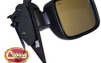 Power & Heated Mirror (Left) KJ (55155843AI / JM-00180 / Crown Automotive)