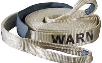 Recovery Strap, Premium 30 foot (88922 / JM-02917 / Warn)
