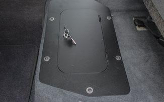 Lockable Under Seat Storage, Ranger (SAFE010 / SC-00111 / Front Runner)