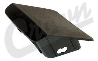 Stubby Bumper End Cap (Front)  TJ (55078138AA / JM-05247 / Crown Automotive)