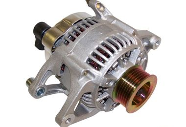 Alternator, 90 Amps (56005685 / JM-01009 / Crown Automotive)