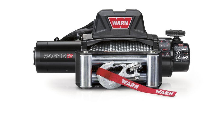 WARN Tabor 12K Winch (97015 / JM-02050 / Warn)