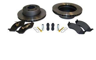 Disc Brake Service Kit (Front) (52008440K / JM-01339 / Crown Automotive)