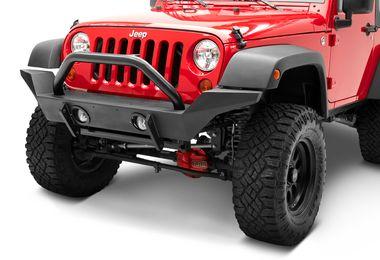 Front Recovery Bumper, High Access HighRock 4x4, JK (42918-01 / JM-01147 / Bestop)