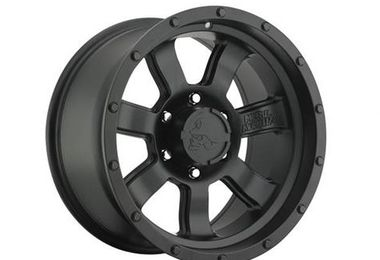 Metal Mulisha 5038 Series, 17X9 (5038-7973 / JM-02289 / Pro Comp)
