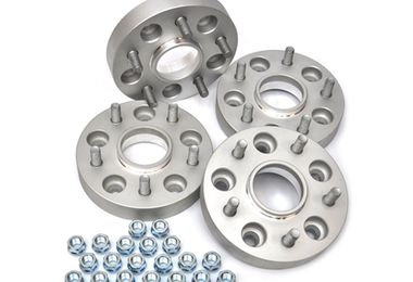Wheel Spacer Kit, 23mm, JL (1408.30 / JM-04557 / DuraTrail)