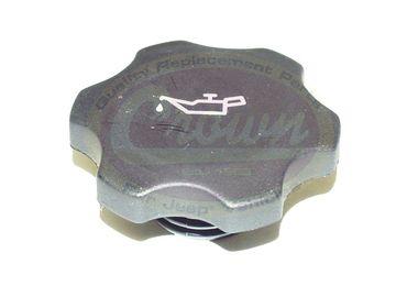 Oil Filler Cap, 4.0L, 5.2L, 5.9L (4777536 / JM-00523 / Crown Automotive)