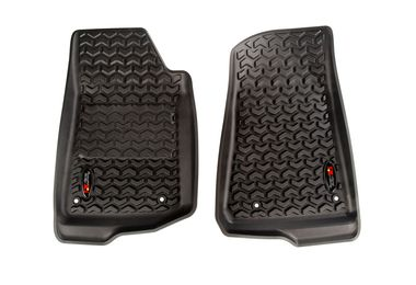 All Terrain Floor Liner, Front Pair, JL (12920.36 / JM-03919/LS / Rugged Ridge)