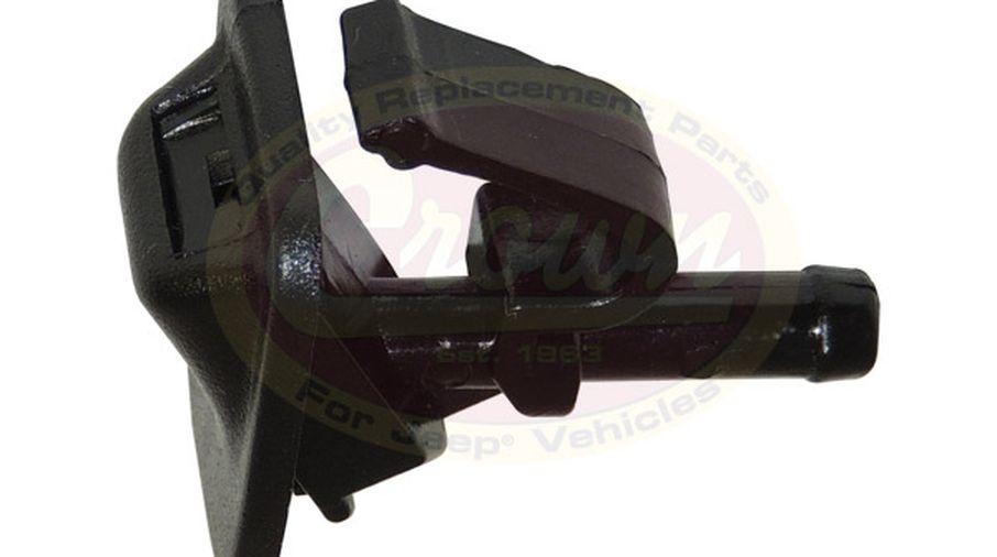Windshield Washer Nozzle (55156728AB / JM-01464 / Crown Automotive)