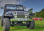 SOLD - Jeep Wrangler 4.0L 1993 (TIB 7720)
