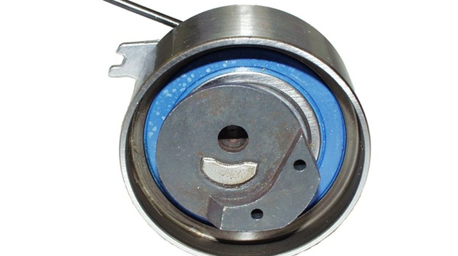 Belt Tensioner, Timing, Diesel (5142798AA / JM-00542/OS / Crown Automotive)