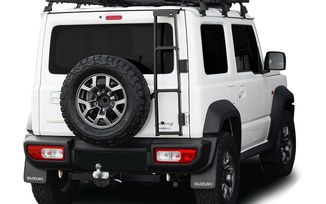 Roof Ladder, Jimny (2018+) (LASJ001 / SC-00087 / Front Runner)