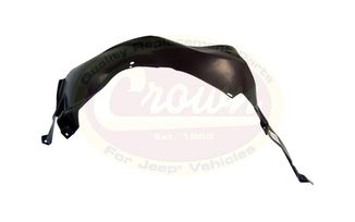 Fender Liner (Front Right), WJ (55136228AD / JM-03989 / Crown Automotive)