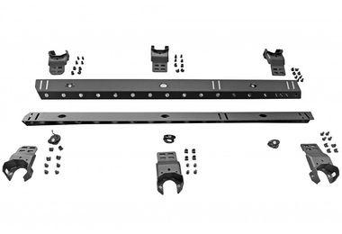 Rock Slider Step with LED Rock Lights, JL 4dr (JL418 / JM-04541 / Rock's 4x4)