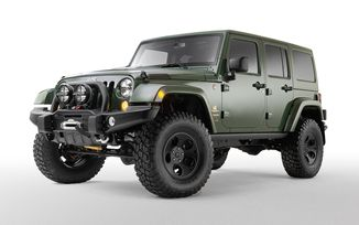 AEV 3.5 Package, Jeep Wrangler JK (JM-02993 / AEV)