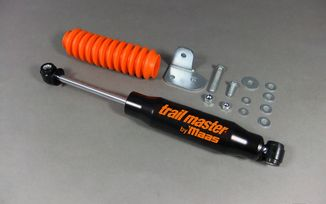 Heavy Duty Steering Stabilizer, JK (66125 / JM-02067 / trail master)