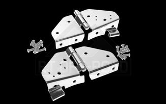 Stainless Window Hinges (RT34017 / JM-01253 / RT Off-Road)