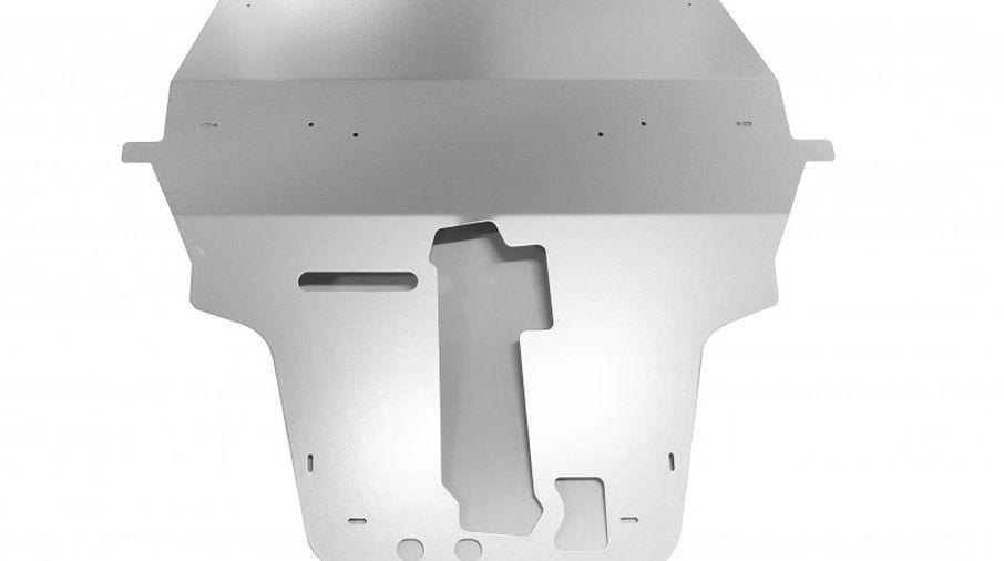 Front Skid Plate (Aluminum) (JR1001G / JM-01494LS/OS / Rock's 4x4)
