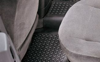 Rear Floor Trays, Black, XJ (1566.42 / JM-02941 / Husky Liners)